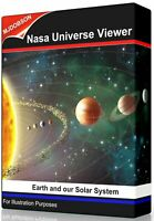 NASA PLANET AND SOLAR SYSTEM VIEWER -EARTH EXOPLANET EXPLORER