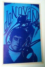 DONOVAN POSTER SALADIN SERIES ORIGINAL 1ST PRINTING 1967