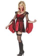 Victorian Vampire Kit S UK 8/10 Lace Jacket & Pendant *SALE* Ladies Fancy Dress