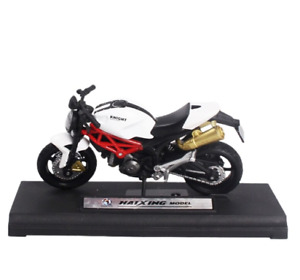Simulation Motorcycle 1:16 Alloy Toy Vehicle Mini Bike Kids Bicycle Racing New