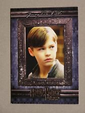 Harry Potter-HBP-Silver Foil Movie Card-Hero Fiennes-Tiffin-Young Tom Riddle-16