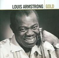 LOUIS ARMSTRONG - GOLD NEW CD