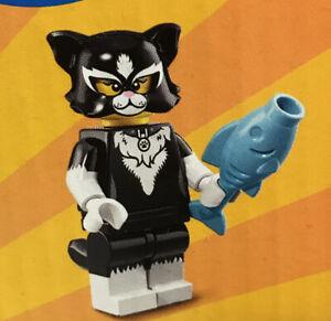 LEGO Minifigure - Series 18 - Cat Costume Girl