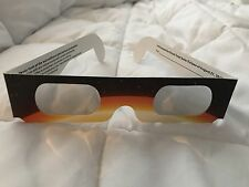 Authentic Solar Eclipse Glasses Used To Witness This Amazing Phenomenon 8-21-17