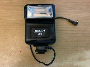 HELIOS 28 ELECTRONIC FLASH GUN