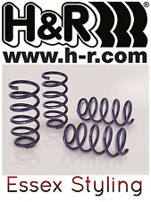 H&R Lowering Springs Kit Audi TT MK2 Roadster 2.0TDI Quattro 07-11 30/30mm