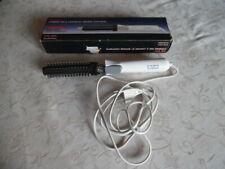 Fer à coiffer électrique - brosse coiffante