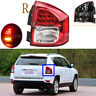 Right Side LED Rear Tail Lamp Fog Light Assembly For Jeep Compass 2011-2014 New