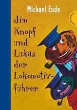 Jim Knopf: Jim Knopf und Lukas der Lokomotivführer von Michael Ende (2004, Gebundene Ausgabe)