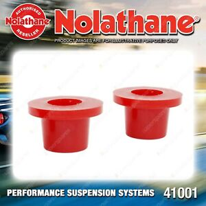 Nolathane Front Steering idler bushing 41001 for CHRYSLER LANCER LA LB LC