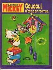 Fumetto LE JOURNAL DE MICKEY EDIZIONE FRANCESE - ANNO 1978 NUMERO 1344