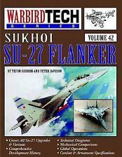 Warbird Tech Sukhoi SU-27 Flanker by Peter Davidson