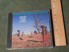 "3 Years... by Arrested Development (CD, 1992) ""Mr. Wendal"" - ""Tennessee"" *NEW*"