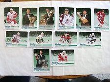 14-15 1 SET UD SERIES 1 2000'S HOCKEY HEROES,YZERMAN,CROSBY,DATSYUK,SAKIC ,M/NM