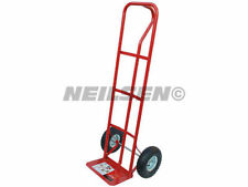 """P Handle Sack Truck With 10"""" Pneumatic Wheels NEW CT0051"""
