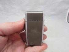 Colibri pocket, windproof lighter. Gray