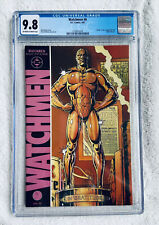 Watchmen #8 Cgc 9.8 Alan Moore/Dave Gibbons Classic!