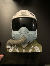 MICRO MACHINES US Air Force Fighter Pilot Transforming Head Playset Galoob 1997