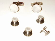 Mother of Pearl Special Occasion Cufflinks for Men