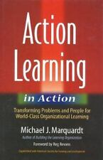 Action Learning in Action: Transforming Problems and People for-ExLibrary