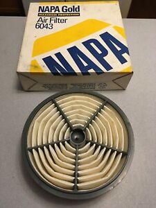 Napa Gold 6043 Wix 46043 Air Filter fits Chevy LUV Honda Passport Isuzu Rodeo