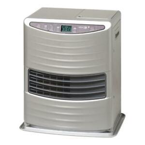ZIBRO LC300 3.0kW Laser Kerosene Paraffin Heater Burner with Built-In Fan