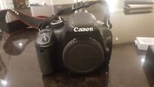 Canon 550d body with charger. Good condition.