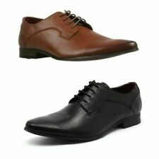 Julius Marlow Intact - Mens Shoes Whiskey Brown / Black Leather Lace Up Formal