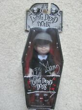 Living Dead Dolls Signed by Ed Long & Damien Glonek 2001 Minis Damien Ser. 1