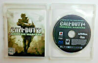 Call of Duty MW 4 GOTY Sony PS3 PlayStation 3 Complete CIB MINT DISC Video Games