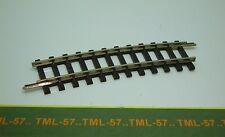 Voie HORNBY ACHO - Rail Courbe 1/2 - R1 Rayon Standard 381 mm - Ref 7610 - 15°