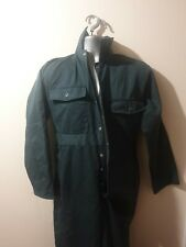 "Work Wear Clothes PPE Overalls Coverall Painters Boiler Suit 32"" chest #334"