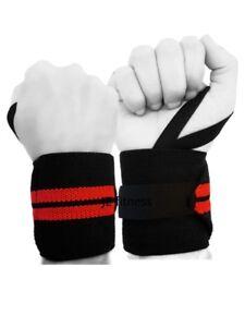 Wrist Wraps Bandage Hand Support Weight lifting training gym straps