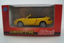 Schuco JUNIOR LINE MODELLO DI AUTO 1:43 PORSCHE 911 Cabrio n. 27108