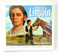 NEW Young Abe Lincoln Your Story Hour CD Audio Drama Set Abraham True Stories