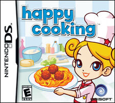 Happy Cooking NDS New Nintendo DS