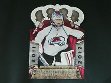 2011-12 Crown Royale #121 Jean-Sebastien J.S. Giguere Colorado Avalanche