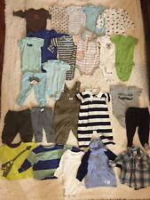Boy's Infant 24 Piece Clothing Lot Size 3 Months