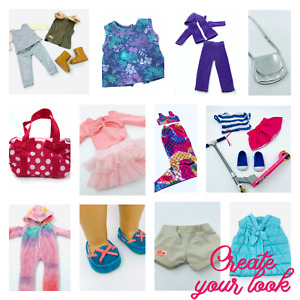 """Our Generation American Girl 18"""" Doll Clothes Shoes Accessories UPDATED SEP 2022"""