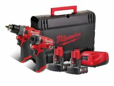 Milwaukee M12 FPP2A-602X Fuel Cordless Drill Powerpack