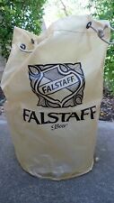 Falstaff Beer Plastic Tote with Drawstring