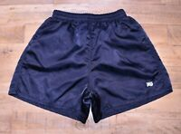 TRO VINTAGE NYLON SHINY FOOTBALL RUNNING RETRO 80s 90s SHORTS SPRINTER size XS/S