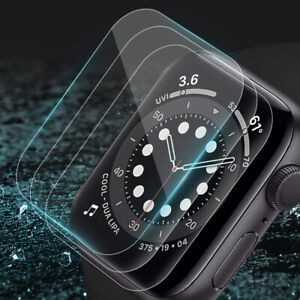 Screen Protector For Apple Watch Series 4/5/6/ SE 40mm 44mm iWatch PET Film 331