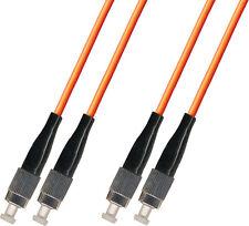 FC Fiber Optic Cable
