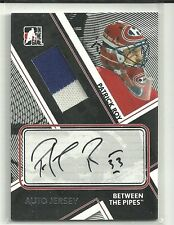 2008/9 ITG PIPES PATRICK ROY AUTO 2 CLR JERSEY (9)