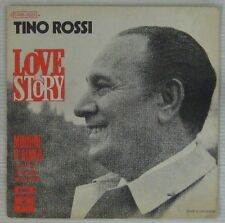 Tino Rossi Love Story 45 tours Francis Lai 1970