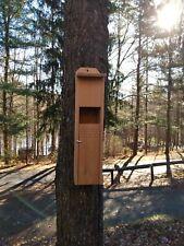 Screech Owl/Saw Whet Owl House