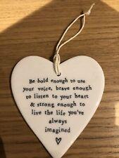 Hanging Heart Words