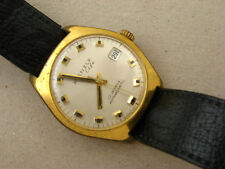 Vintage Kienzle life mechanische Herren Armbanduhr Uhr HAU wrist watch reloj