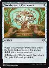 WOODWEAVER'S PUZZLEKNOT Kaladesh Magic MTG cards (GH)